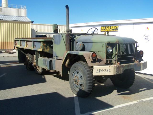 Surplus City - 6x6 Trucks