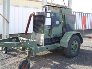Surplus City - Military Generators