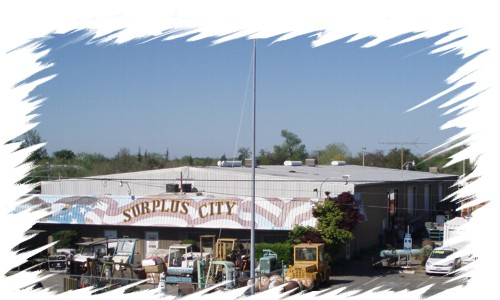 Surplus City - The Largest Military Surplus Store and
